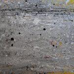 265 - Técnica mixta sobre madera 100 X 162 cm