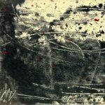 461 - Technique mélangé su papier 21 x 29,5 cm 2016