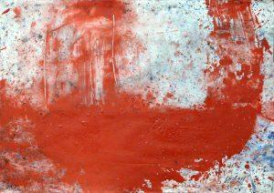 473 - Mixed technique on paper 70´5 x 100 cm 2017