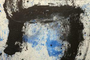 554 Mixed technique on canvas - 130 x 2020 cm 2020