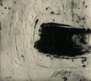 523 - Técnica mixta sobre papel - 19 x 22 cm 2017